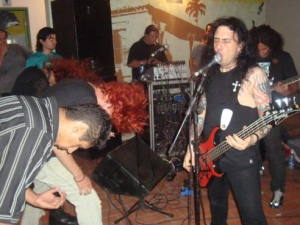 Antidemon (SP), show noturno