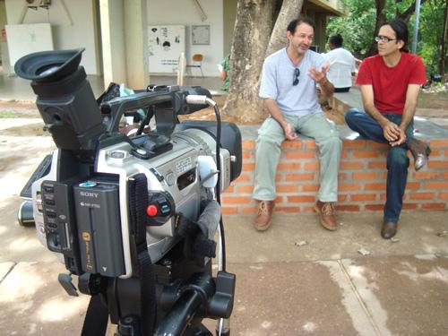 Gravação do Documentário Caximir